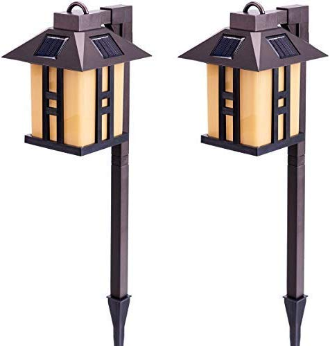 If you like a classic style for your path lights, the Gigailumi is our top recommendation